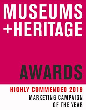 Museums + Heritage Awards 2019